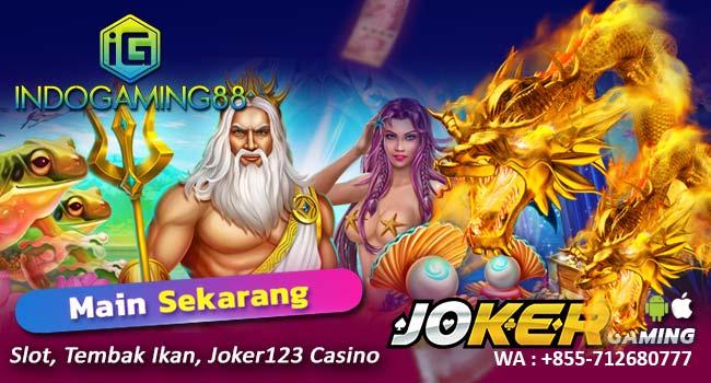 Deposit Slot Joker123 via Pulsa