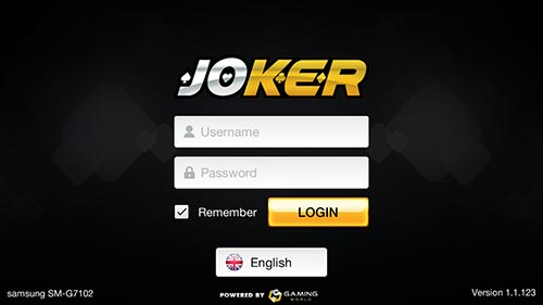 Joker123 APK Android