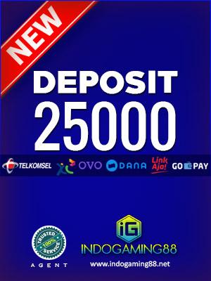 Joker123 Deposit 25000