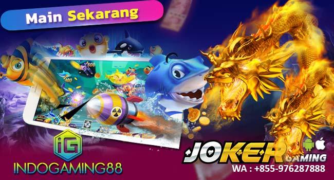 Download Aplikasi Tembak Ikan Joker123 Terbaru