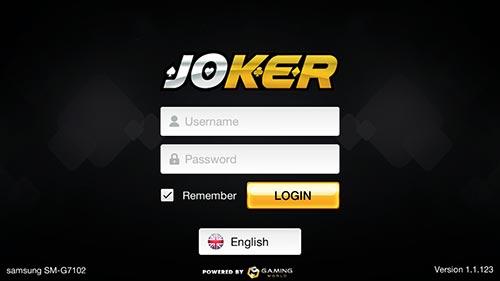 APK Joker123 Terbaru