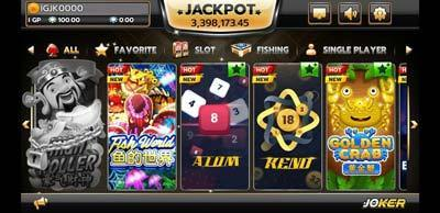 Joker3888 Mobile