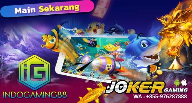 Bermain Game Joker123 Deposit Pulsa