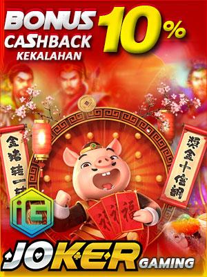 Cashback Kekalahan Joker123
