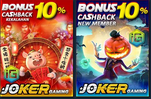 Bonus Joker123
