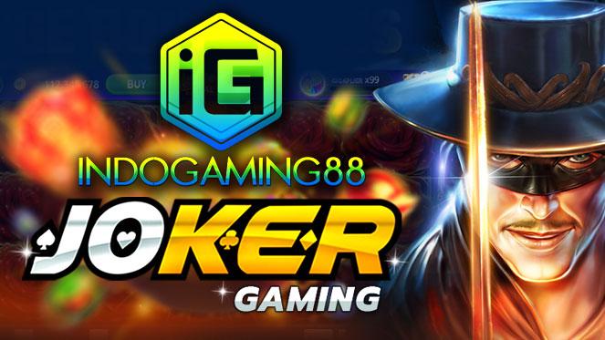 Judi Slot Joker123 Indogaming88