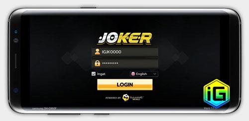 joker123 apk mobile